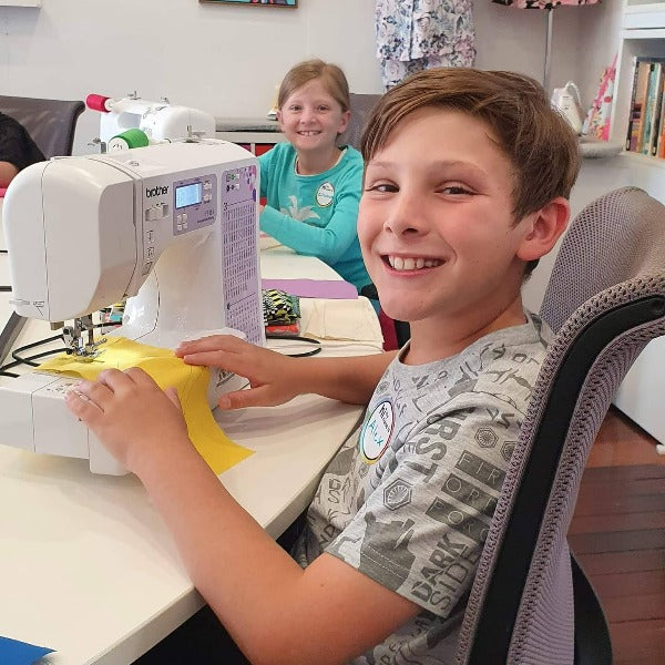 Youth - Kids Can Sew One