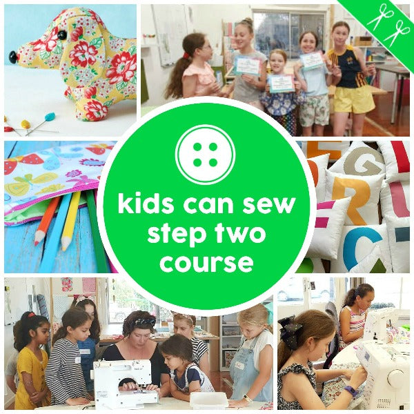 Youth - Kids Can Sew Two