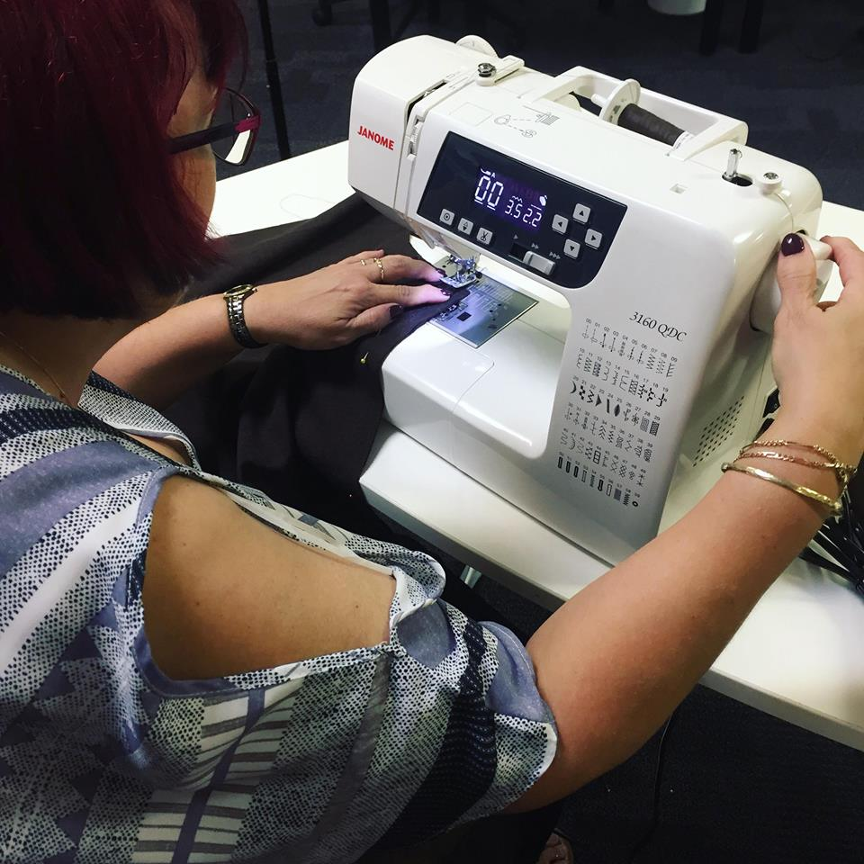 Beginner Basics Course - Adult Courses - SewingAdventures - SewingAdventures - sewing brisbane -brisbane sewing school - brisbane sewing studio -learn to sew brisbane - kids sewing - teen sewing - adult sewing