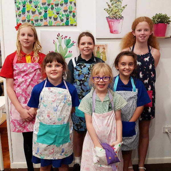 Youth - Kids Can Sew Home Schooling