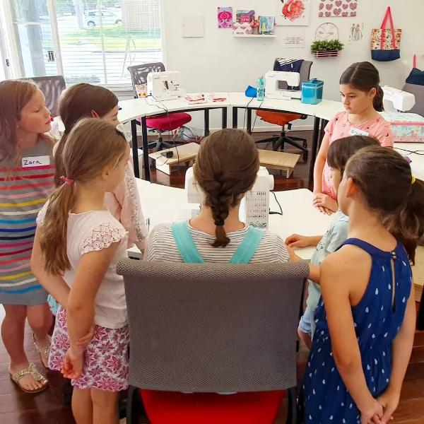 Adventure - Kids Can Sew - School Holidays - SewingAdventures - SewingAdventures - sewing brisbane -brisbane sewing school - brisbane sewing studio -learn to sew brisbane - kids sewing - teen sewing - adult sewing