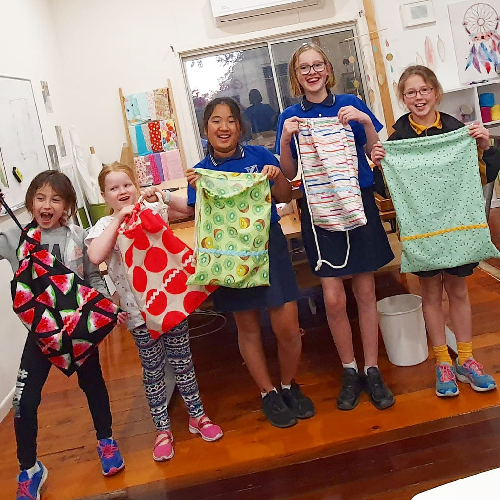 Kids Can Sew - Step 1 - Kids - SewingAdventures - SewingAdventures - sewing brisbane -brisbane sewing school - brisbane sewing studio -learn to sew brisbane - kids sewing - teen sewing - adult sewing