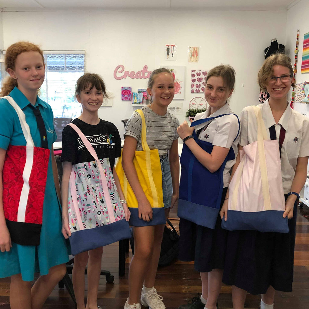 Teen Basics - Kids - SewingAdventures - SewingAdventures - sewing brisbane -brisbane sewing school - brisbane sewing studio -learn to sew brisbane - kids sewing - teen sewing - adult sewing