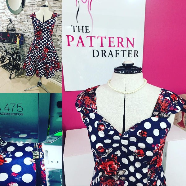 Sew Social - The Pattern Drafter -  - SewingAdventures - SewingAdventures - sewing brisbane -brisbane sewing school - brisbane sewing studio -learn to sew brisbane - kids sewing - teen sewing - adult sewing