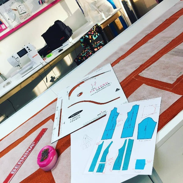 Pattern Drafter Create Course -  - SewingAdventures - SewingAdventures - sewing brisbane -brisbane sewing school - brisbane sewing studio -learn to sew brisbane - kids sewing - teen sewing - adult sewing