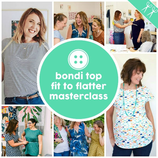 Project - Bondi Top Masterclass