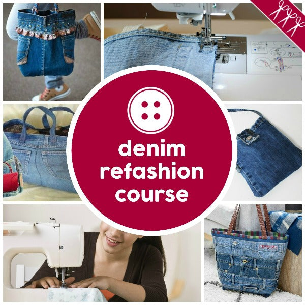 Youth - Denim Refashion Course