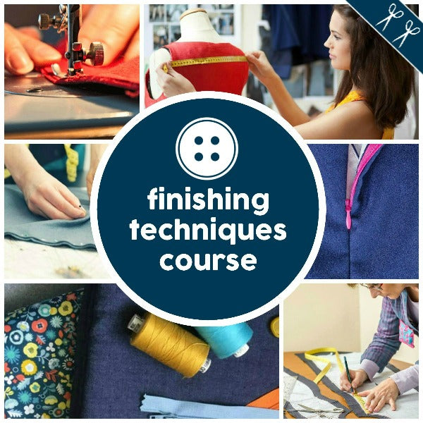 Adults - Finishing Techniques Course