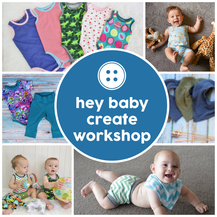 Project - Hey Baby Create Workshop