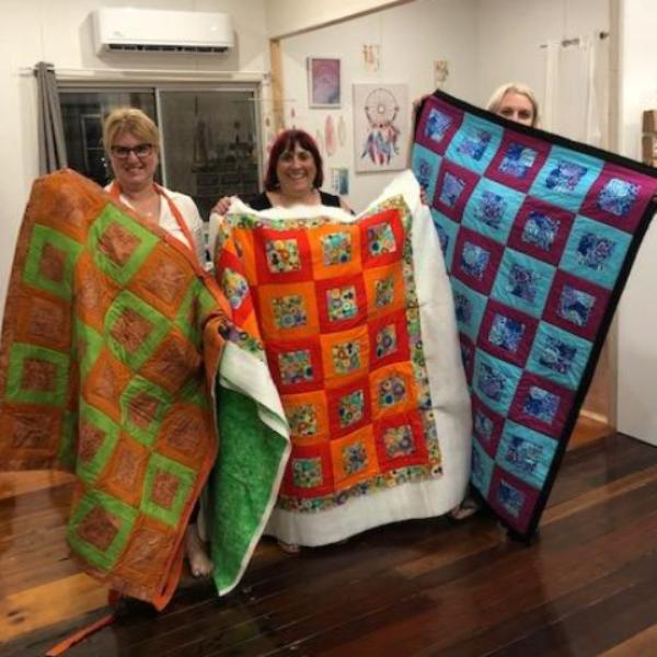 Quilting Basics Course