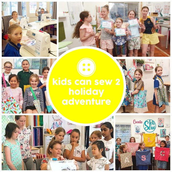Adventure - Kids Can Sew 2