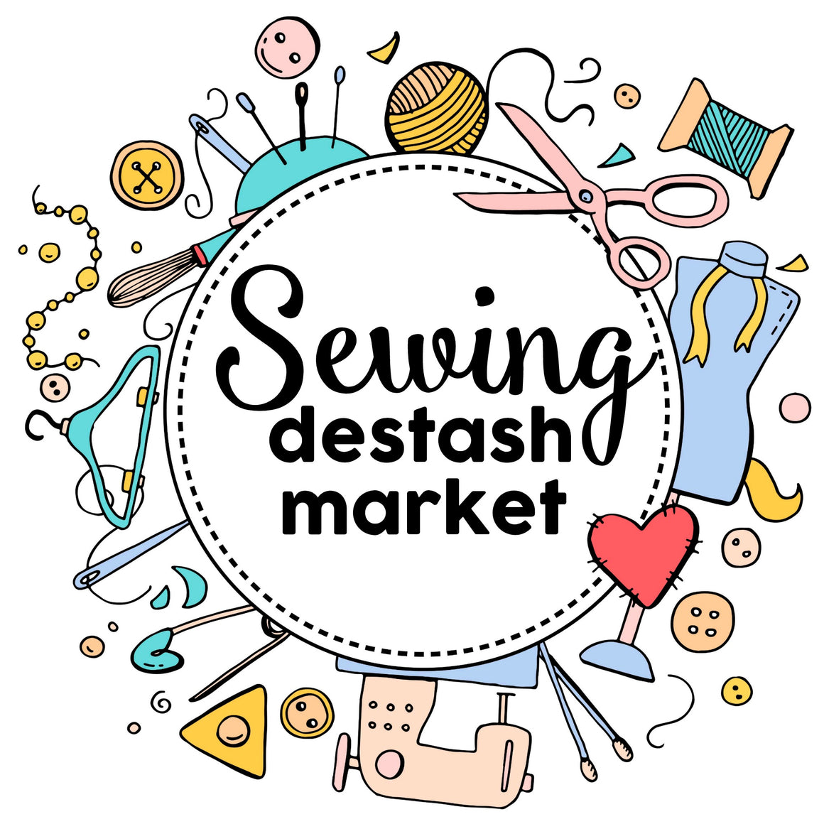 Events - Brisbane Sewing Destash Market