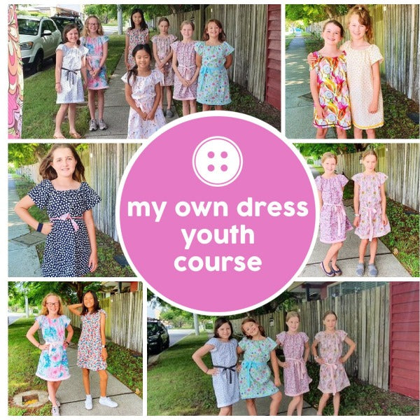 Youth - My Own Dress Course