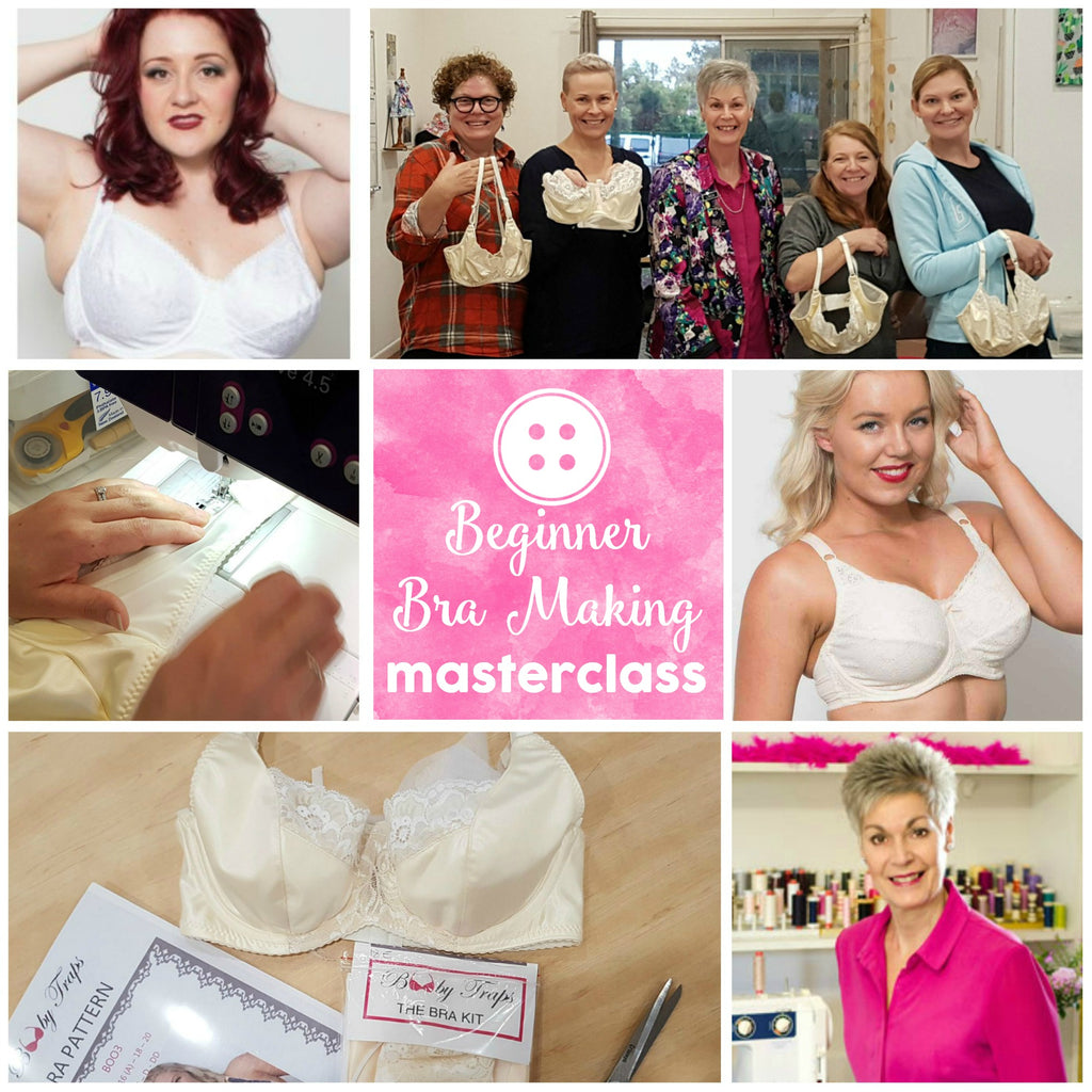 Masterclass - Beginner Bra Making