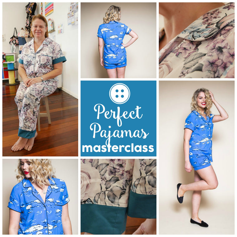 Masterclass - Perfect PJs Weekend