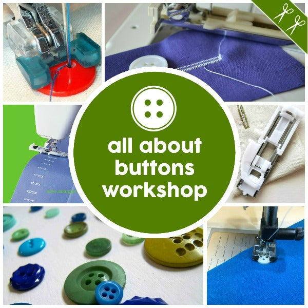 Adults - All About Buttons Workshop