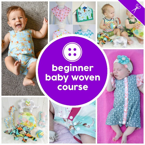 Adults - Beginner Baby Woven Course