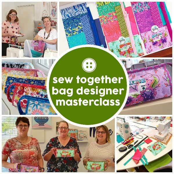 Masterclass - Sew Together Bag