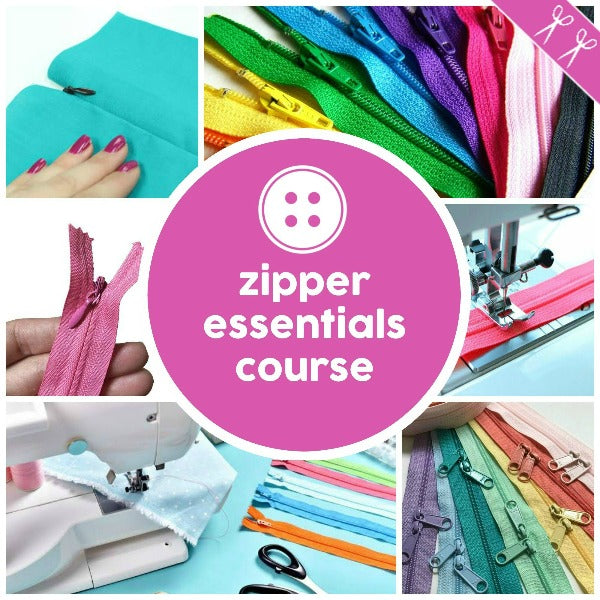 Adults - Zipper Essentials Course