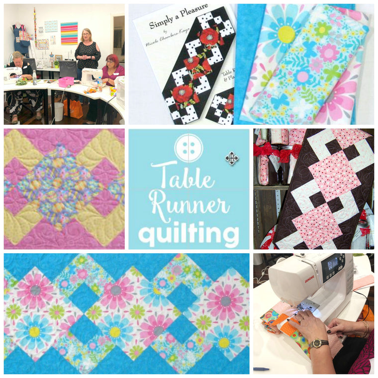 Quilting - Table Runner