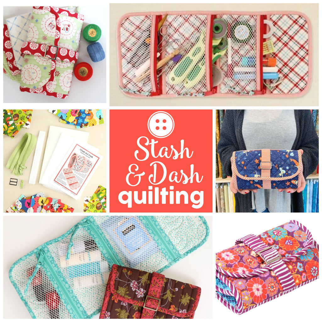 Quilting - Stash & Dash