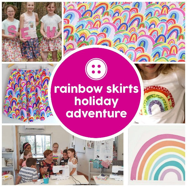 Adventure - Rainbow Skirts