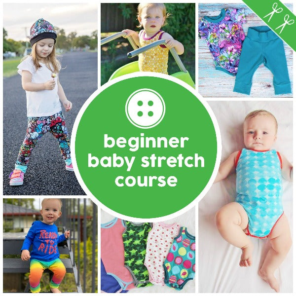 Adults - Beginner Baby Stretch Course