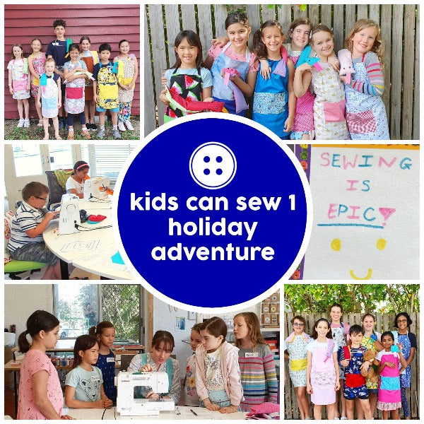Adventure - Kids Can Sew 1