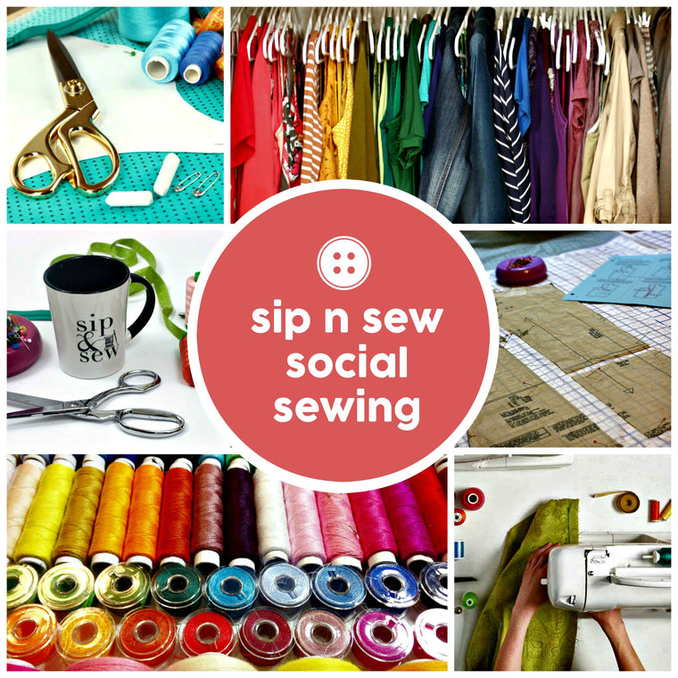 Events - Sip N Sew -  - SewingAdventures - SewingAdventures - sewing brisbane -brisbane sewing school - brisbane sewing studio -learn to sew brisbane - kids sewing - teen sewing - adult sewing
