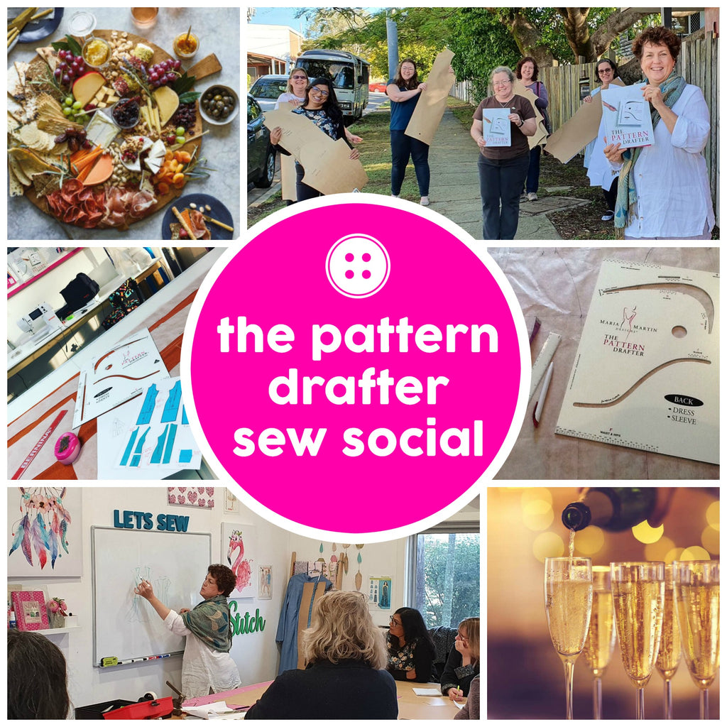 Sew Social - The Pattern Drafter