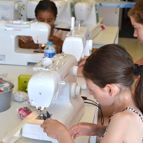 Adventure - Teens Sewing Weekend