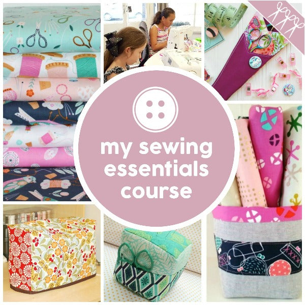 Youth - My Sewing Essentials Course