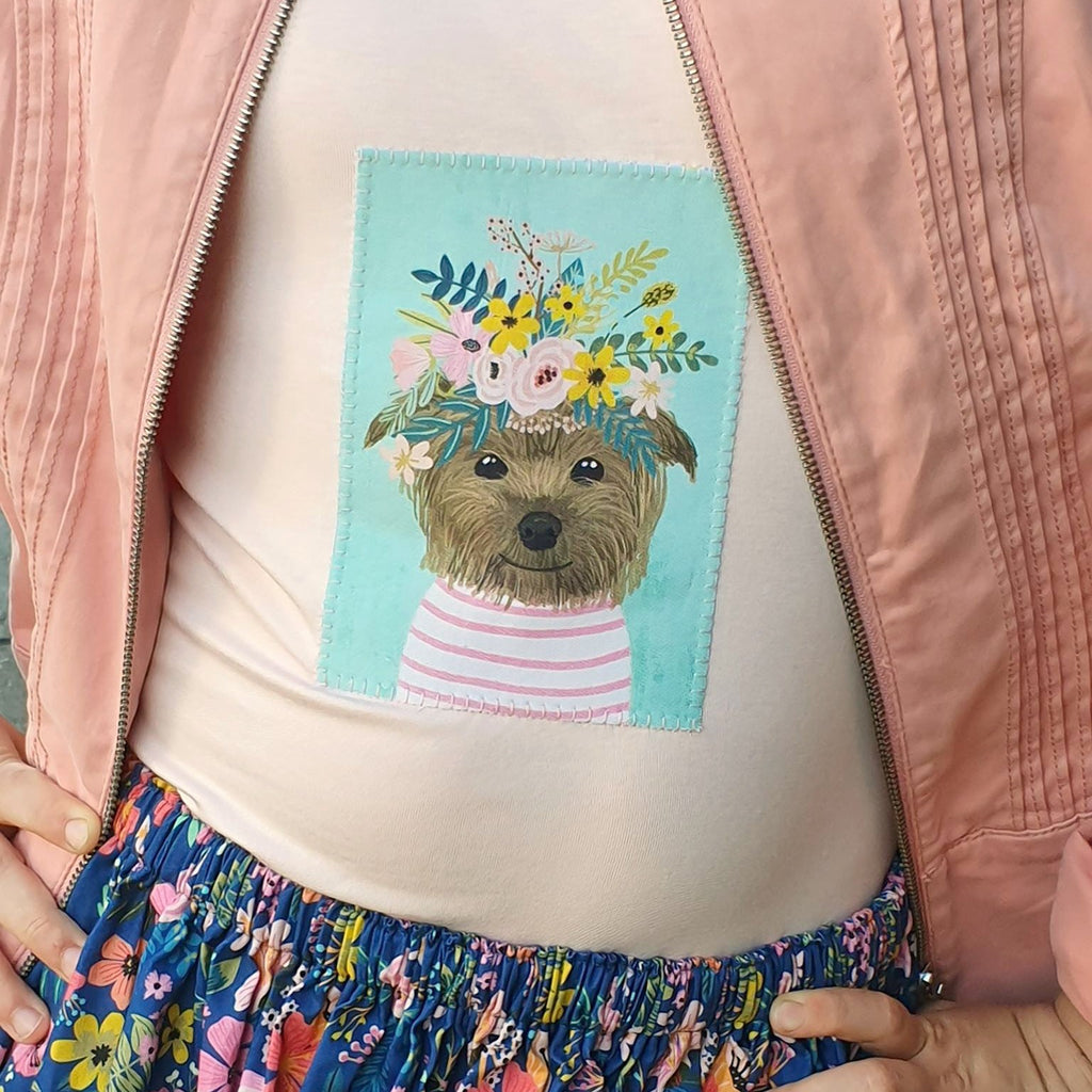 Adventure - Floral Pets -  - SewingAdventures - SewingAdventures - sewing brisbane -brisbane sewing school - brisbane sewing studio -learn to sew brisbane - kids sewing - teen sewing - adult sewing