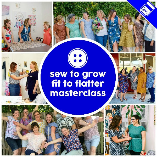 Project - Sew To Grow Fit To Flatter