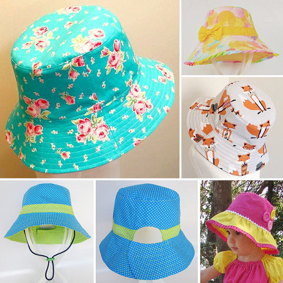 Project Class - Ultimate Bucket Hats