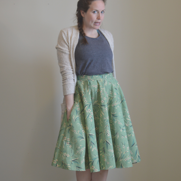 Masterclass - It's A Wrap Skirt