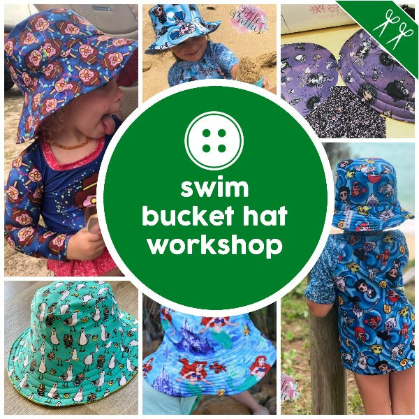 Project - Swim Bucket Hats