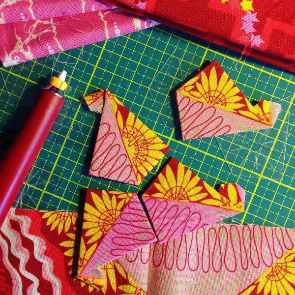 Quilting - Let's EPP