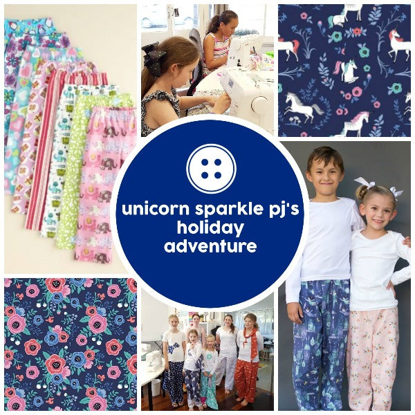 Adventure - Unicorn Pyjama Party