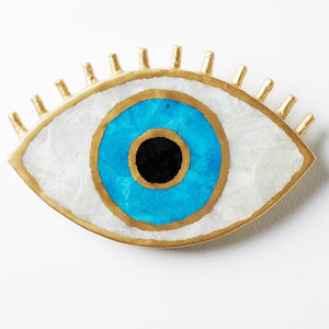 Jones & Co 'EVIL EYE' Wall Art
