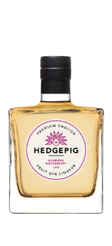 Hedgepig Fruit Gin Liqueur - Rampant Raspberry- 50cl