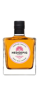 Hedgepig Fruit Gin Liqueur – Wild Bullace And Quince - 20cl
