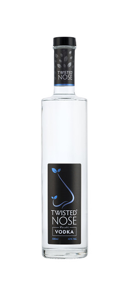 Twisted Nose Wasabi Vodka