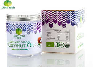 More Yeah Organic Virgin Coconut Oil
