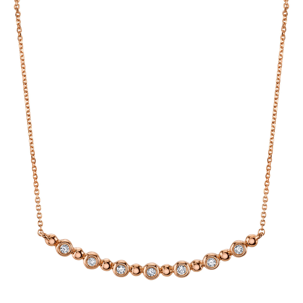 Charlotte Diamond Necklace