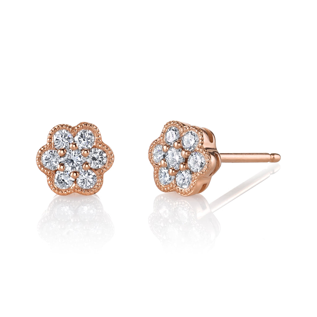 Emma Diamond Earring