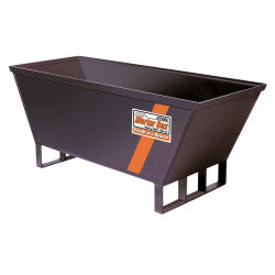 10 Cu. Ft. Heavy-Duty Steel Mortar Box