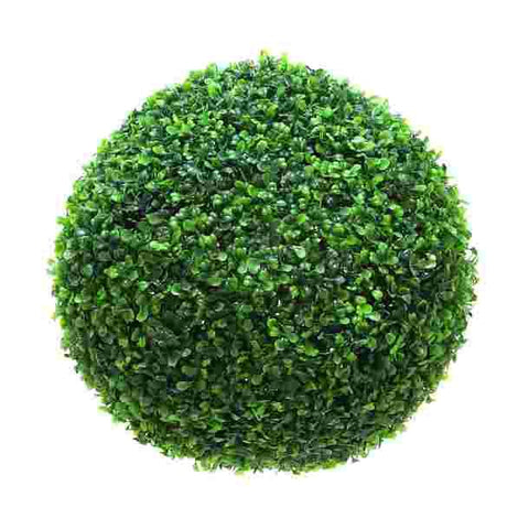 Bola de pasto Boxwood 35.56 cm - Eugenia's Gifts Accents