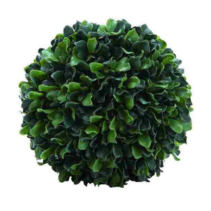 Bola de Pasto Cabbage Leaf 30.48 cm - Eugenia's Gifts Accents