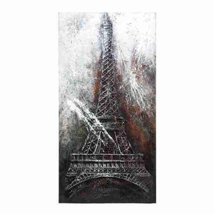 Cuadro '' Le Tour Eiffel '' 2 Mts  X 1.01 Mts - Eugenia's Gifts Accents
